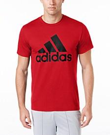 Men's Badge of Sport Classic Logo T-Shirt