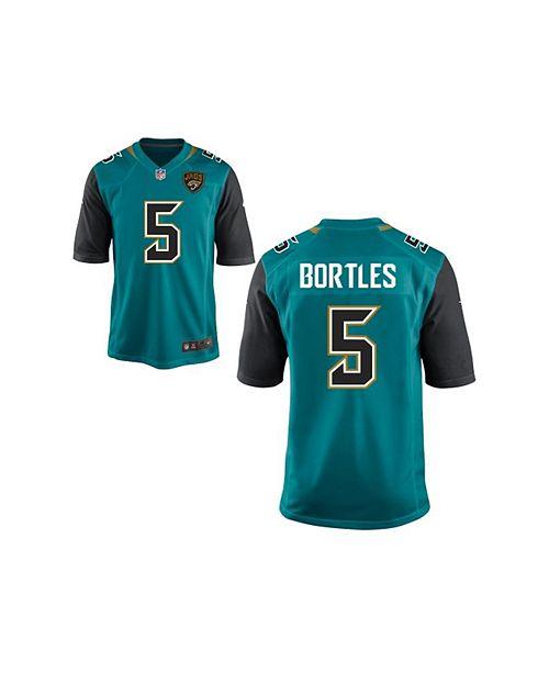 Nike Blake Bortles Jacksonville Jaguars Game Jersey, Big Boys (8-20)