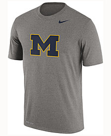 Nike Men's Michigan Wolverines Legend Icon T-Shirt