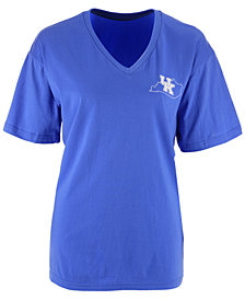 Pressbox Women's Kentucky Wildcats Elly May Big T-Shirt