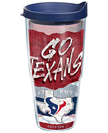 Tervis Tumbler Houston Texans 24oz Statement Wrap Tumbler