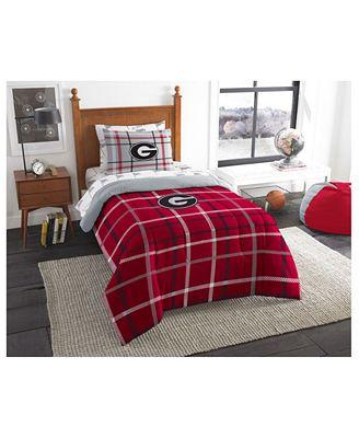 Georgia Bulldogs Twin Bed Set