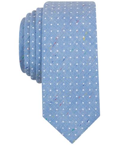 Original Penguin Men's Kent Dot Slim Tie