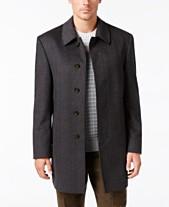 f46efdb825e Lauren Ralph Lauren Jake Solid Wool-Blend Overcoat