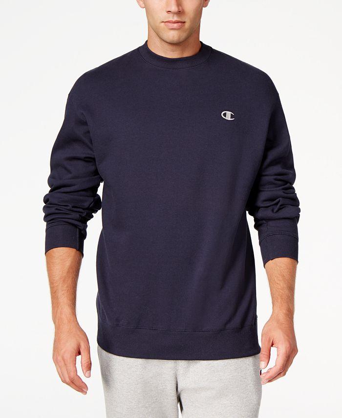 Champion - Men's Powerblend Fleece Sweatshirt