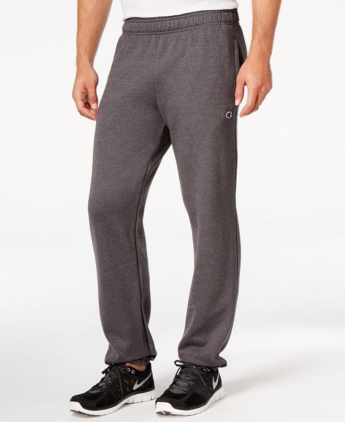 Champion - Men's Powerblend Fleece Relaxed Pants