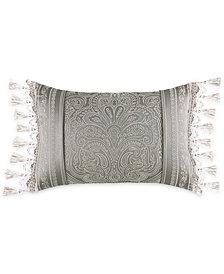 """J. Queen New York Corinna 15"""" x 21"""" Boudoir Decorative Pillow"""