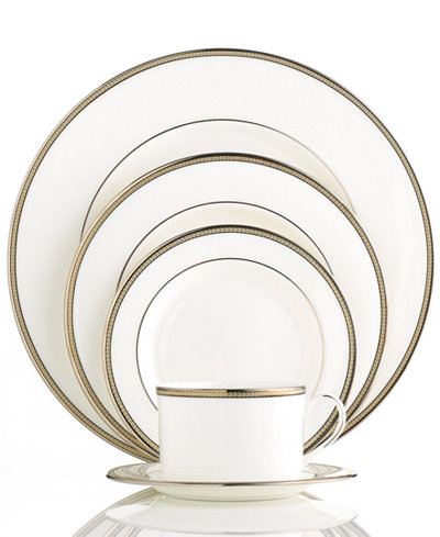 kate spade new york Sonora Knot 5-Piece Place Setting