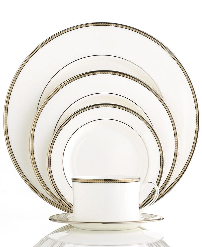 """kate spade new york - """"Sonora Knot"""" 5-Piece Place Setting"""