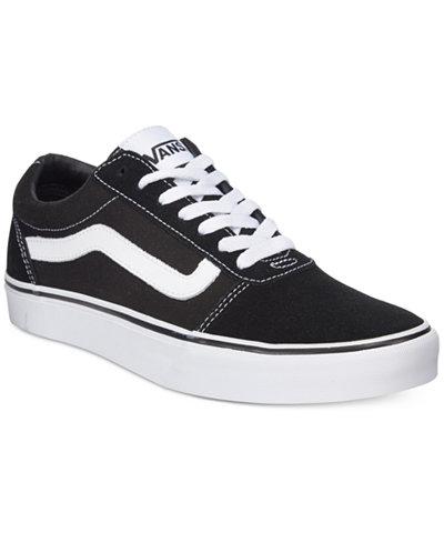Vans Men's Ward Sneakers