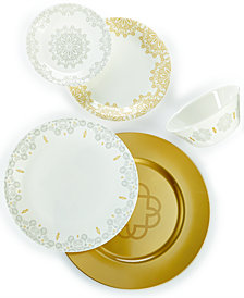 Market Street New York by Corelle West End 5-Piece Place Setting