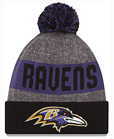 New Era Kids' Baltimore Ravens Sport Knit