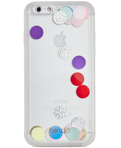 ban.do Confetti Splash iPhone 6/6S Case