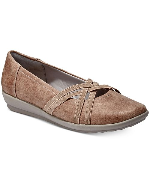 a48d169dcf969 Easy Spirit Aubree Flats & Reviews - Flats - Shoes - Macy's
