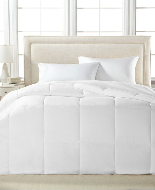 Royal Luxe Lightweight Microfiber Color Down Alternative Twin Comforter, Hypoallergenic Polyester Fiberfill
