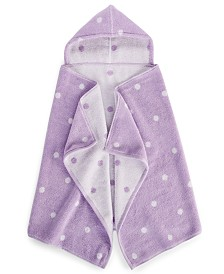 Hotel Collection Kids' Hooded Towel, Created for Macy's
