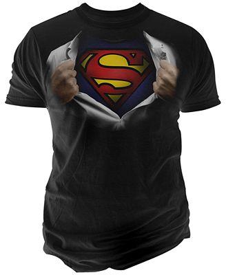 Changes Men's Superman Body T-Shirt