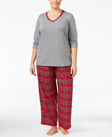 Plus Size Pajamas & Robes for Women - Macy's