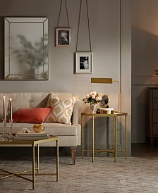 Carson Living Room Collection, Quick Ship