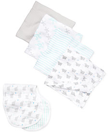 aden by aden + anais Baby Boys & Girls Elephant Blankets & Bibs