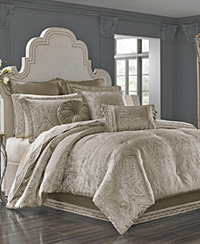 J. Queen 4-Pc. New York Corinna Queen 4-Pc. Comforter Set