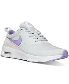 Nike Big Girls' Air Max Thea SE Running Sneakers from Finish Line
