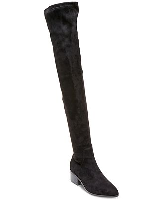 Steve Madden Women's Gabriana Block-Heel Over-The-Knee Boots