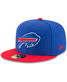 New Era Buffalo Bills Team Basic 59FIFTY Fitted Cap