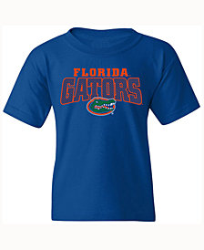 MYU Apparel Kids' Florida Gators Mesh Graphic T-Shirt, Big Boys (8-20)