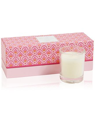 Vera Bradley 3-Pc. Macaroon Rose Candle Gift Set