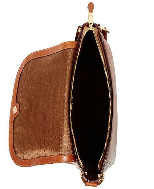 6ba172a137 Lauren Ralph Lauren Ashfield Amari Saddle Bag   Reviews - Handbags ...