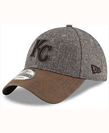 New Era Kansas City Royals Butter Tweed 9TWENTY Cap