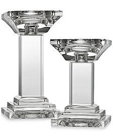 Godinger Lighting by Design Metropolitan 2-Pc. Candlestick Set