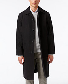Kenneth Cole New York Men's Retz Water Repellent Raincoat
