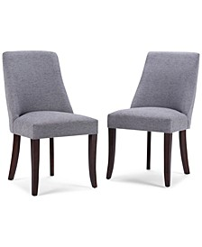 Elson Set of 2 Deluxe Dining Chairs