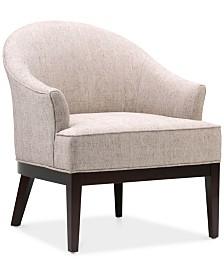 Harren Tub Chair, Quick Ship