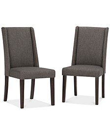CLOSEOUT! Tanley Deluxe Dining Chair, Set of 2