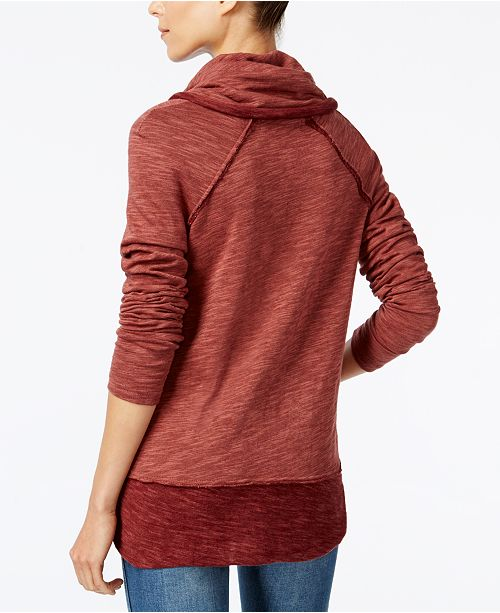 e2db9f688d Free People Cocoon Cowl Neck Sweater & Reviews - Sweaters - Women ...