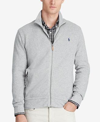 Polo Ralph Lauren Mens Full Zip Jacket Sweaters Men Macys