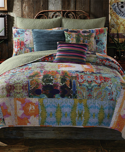 CLOSEOUT! Tracy Porter Mathilde Quilt Collection - Quilts ... : macys bedding quilts - Adamdwight.com