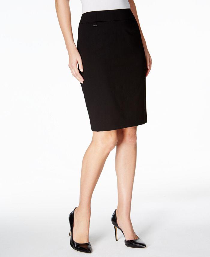 Calvin Klein - Petite Pencil Skirt