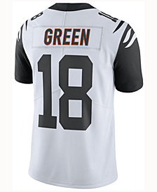 Nike Men's A.J. Green Cincinnati Bengals Limited Color Rush Jersey