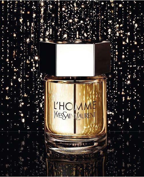 2bc5ca6d2b48 Yves Saint Laurent L HOMME Fragrance Collection   Reviews - Shop All ...