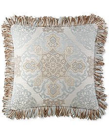 "Waterford Home Jonet 18"" Square Decorative Pillow"