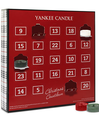 Yankee Candle Advent Calendar Candles Home Fragrance