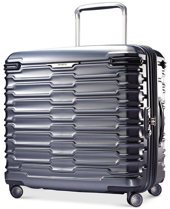 Samsonite CLOSEOUT! Stryde Long Journey Glider Hardside Suitcase