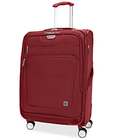 "Ricardo Palm Springs 25"" Expandable Spinner Suitcase"