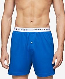 Men's Underwear, Athletic Knit Boxer