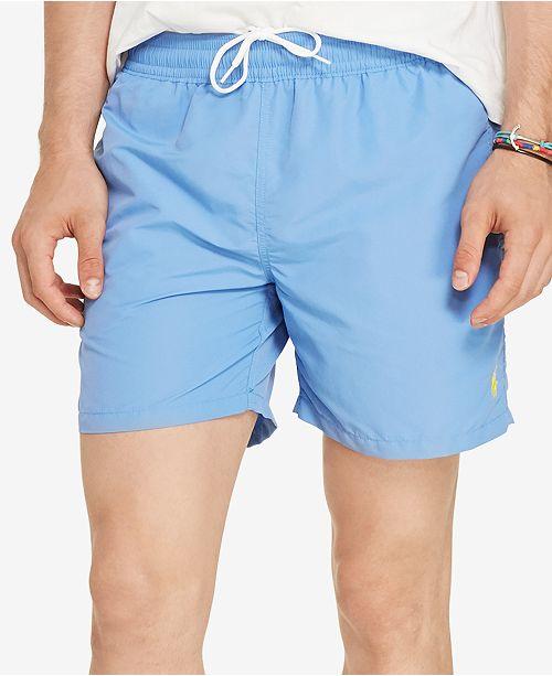 meet b30a5 05664 Polo Ralph Lauren Mens Hawaiian Boxer Swim Shorts All Sizes ...