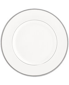 Monique Lhuillier Waterford Dinnerware, Dentelle Salad Plate
